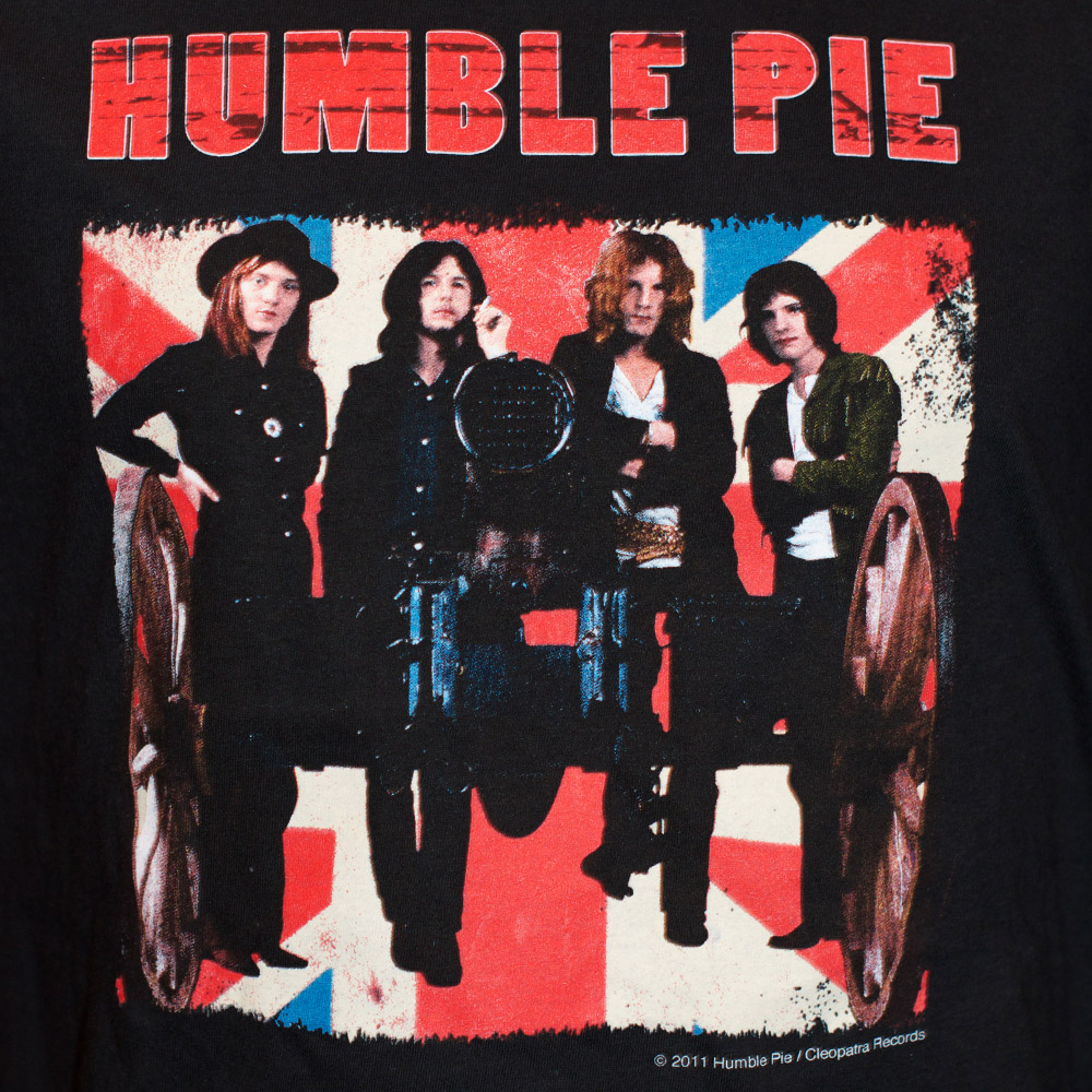 Humble Pie (Shirt) | Cleopatra Records : Store