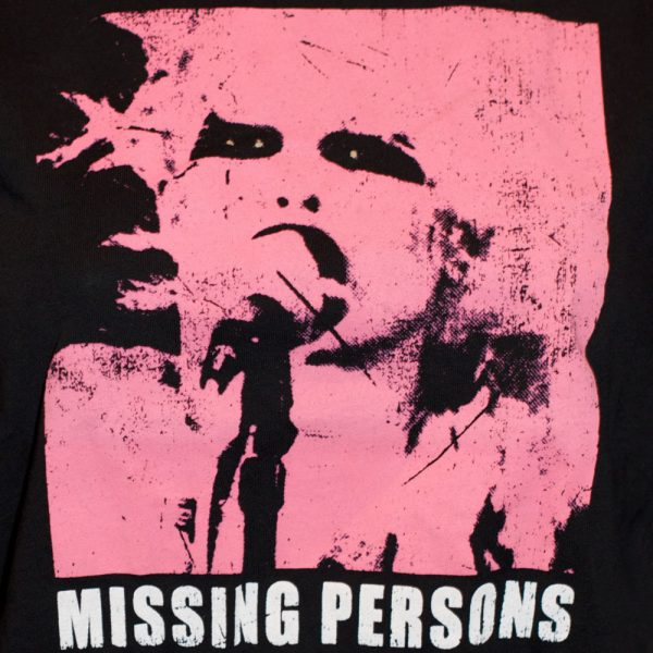 Missing Persons - Girl