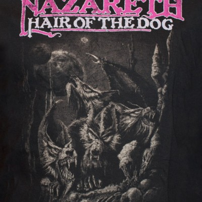 Nazareth - Hair Of The Dog T-Shirt