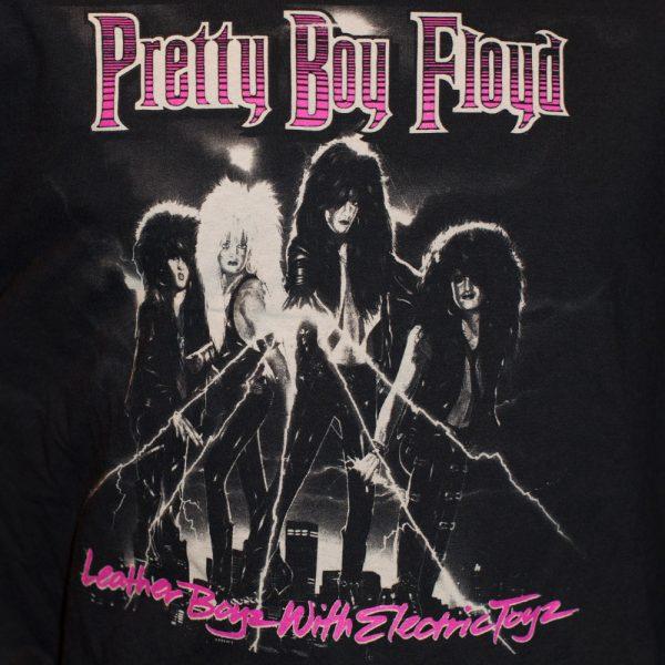 Pretty Boy Floyd - Leather Boys With Electric Toys T-Shirt