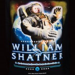 William Shatner - Seeking Major Tom T-Shirt