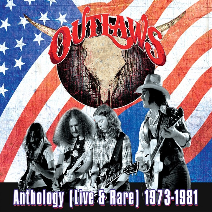 Review: The Outlaws - Anthology (Live & Rare) 73-81
