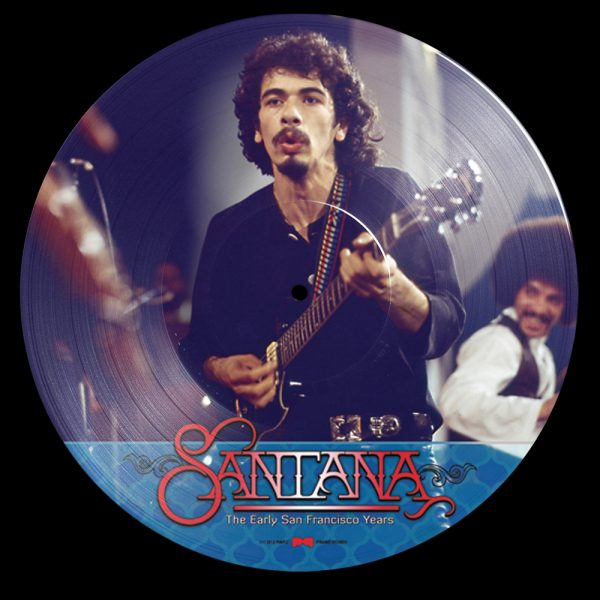 Santana - The Early San Francisco Years (PD)