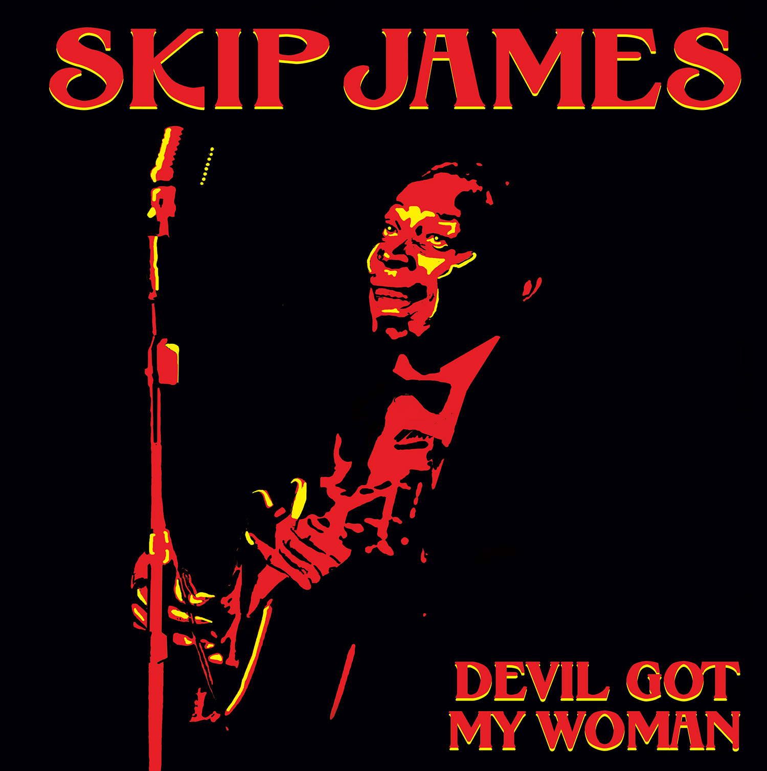 Skip James - Devil Got My Woman (LP)