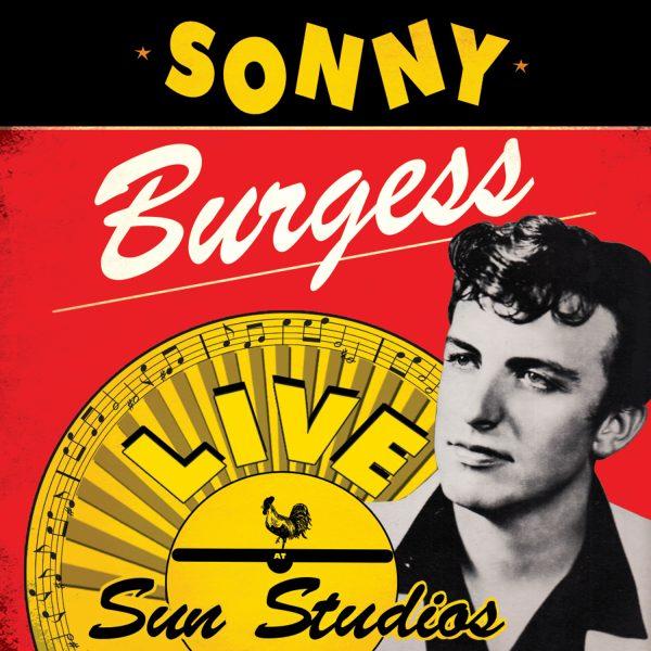 Sonny Burgess - Live at Sun Studios