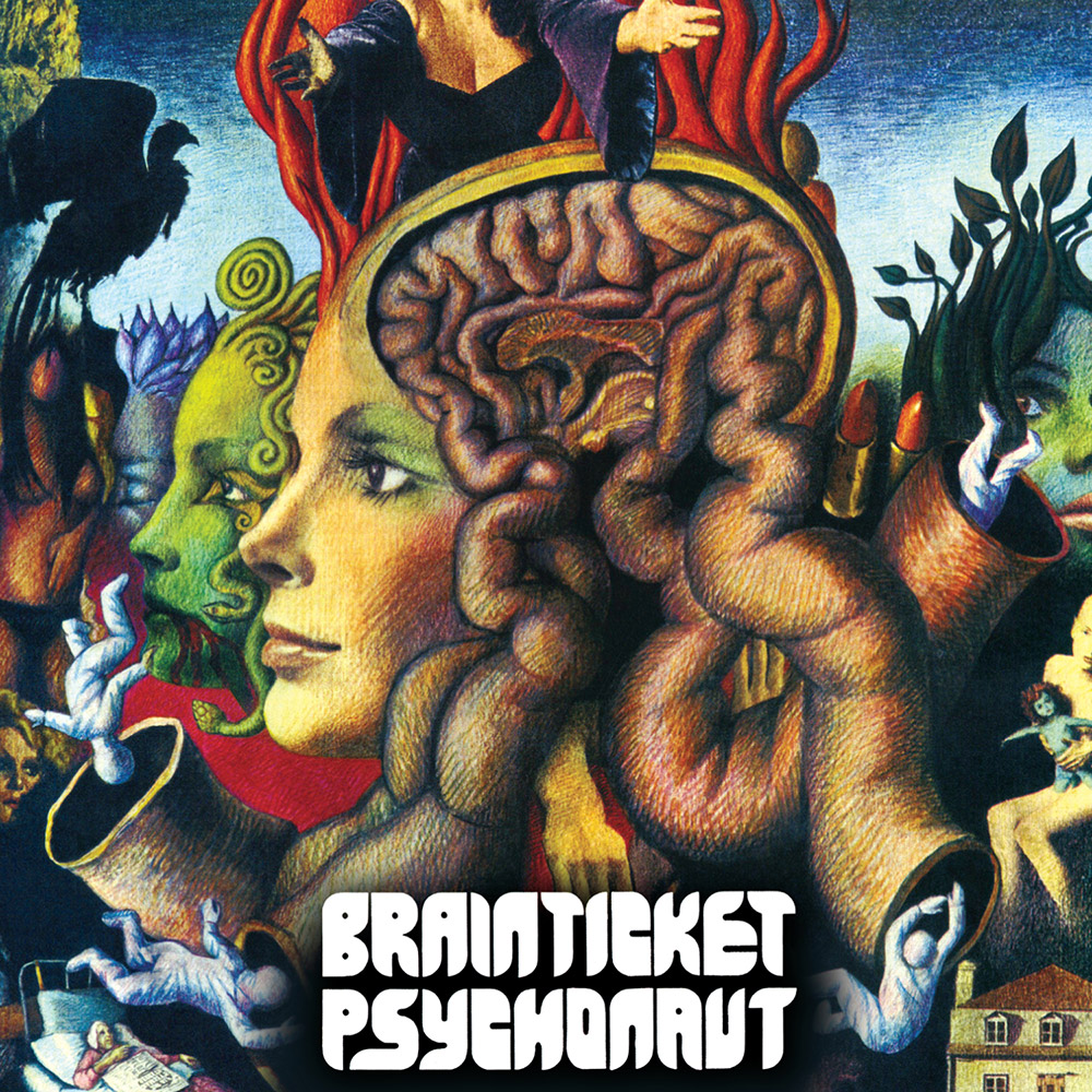 Brainticket - Psychonaut (LP)