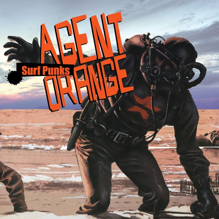 Agent Orange - Surf Punks (LP)