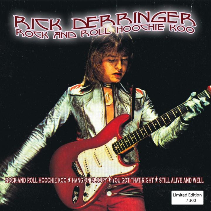 Rick Derringer - Rock & Roll Hoochie Koo