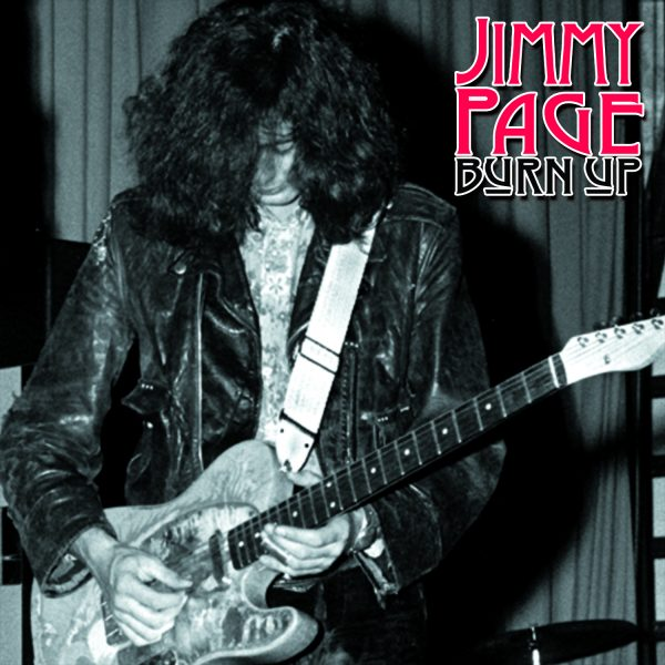 Jimmy Page - Burn Up