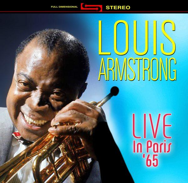 Louis Armstrong - Live Paris '65