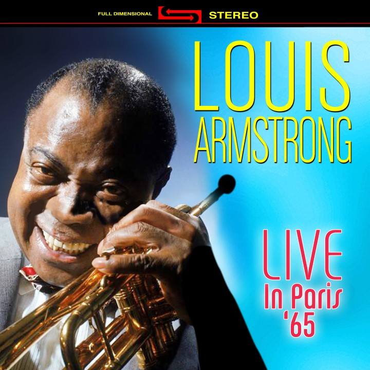 Louis Armstrong - Live Paris '65