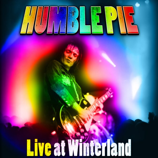 Humble Pie - Live At Winterland (LP)