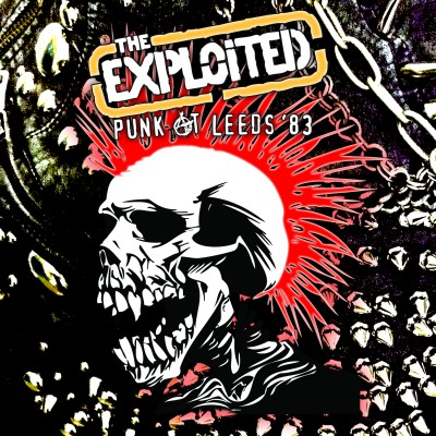 The Exploited - Punk At Leeds '83 (LP)