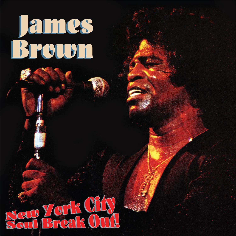 James Brown New York City Soul Break Out Lp