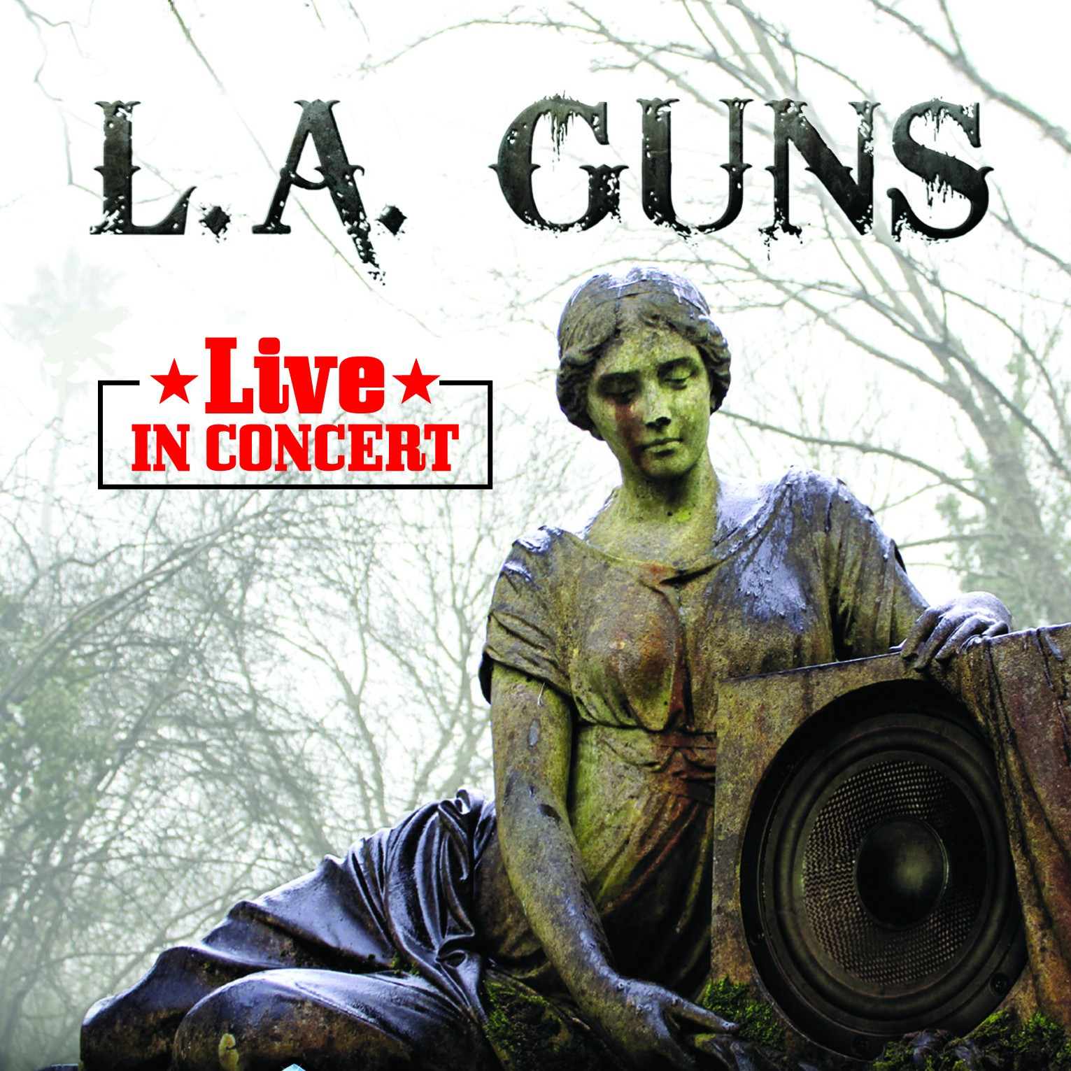 L.A. Guns - Live In Concert (DVD)