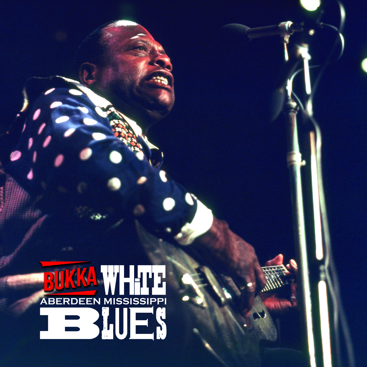 Bukka White - Aberdeen, Mississippi Blues (LP)