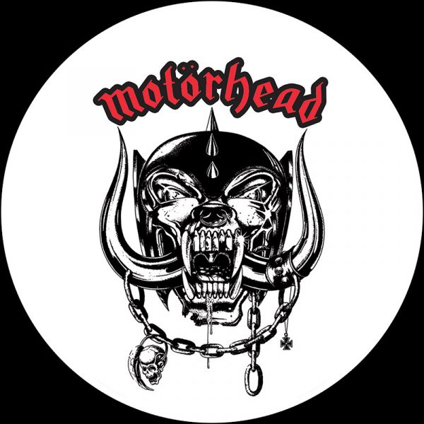Motörhead – Overkill (Limited Edition White LP) – Cleopatra Records