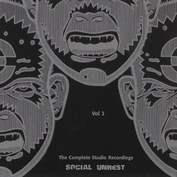 Social Unrest - The Complete Studio Recordings Vol. 2