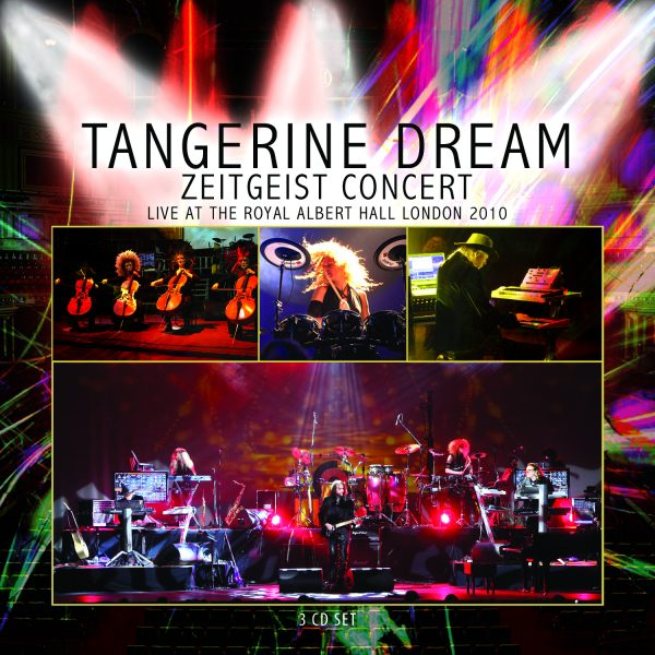 Tangerine Dream - Zeitgeist Concert - Live At The Royal Albert Hall, London 2010