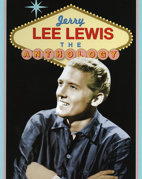 Jerry Lee Lewis - The Anthology