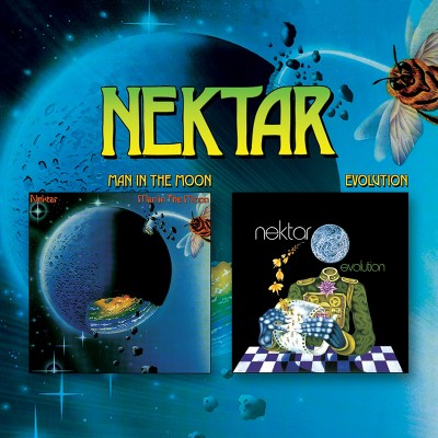Nektar - Man In The Moon / Evolution