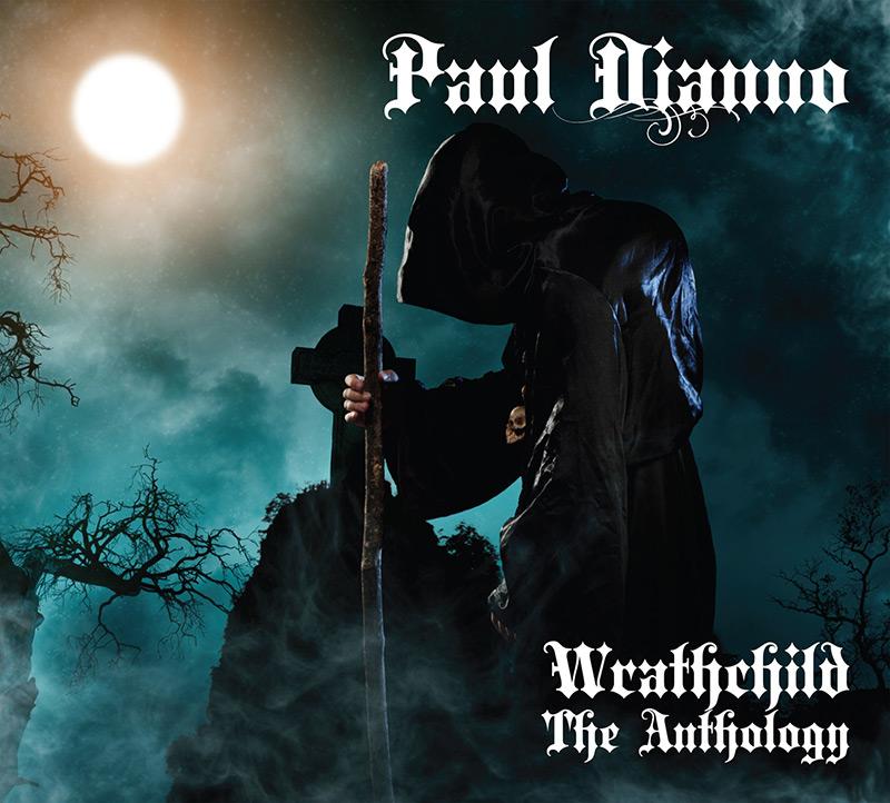 Paul Dianno - Wrathchild - The Anthology