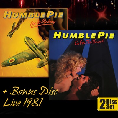 Humble Pie - On To Victory / Go For The Throat - Deluxe Edition