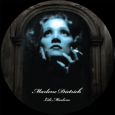 Marlene Dietrich - Lili Marlene (LP)