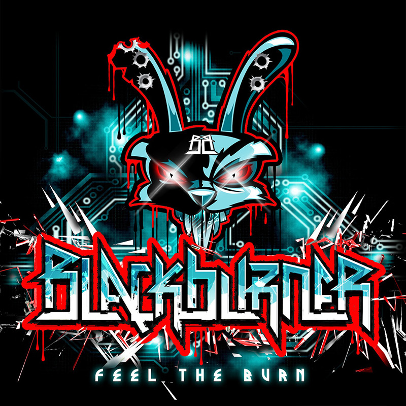 Blackburner - Feel the Burn
