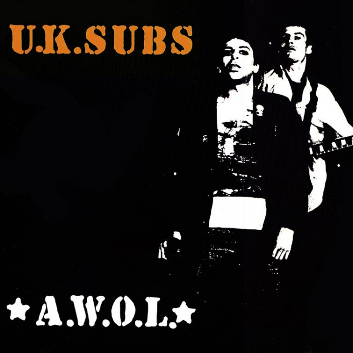 UK Subs - A.W.O.L.