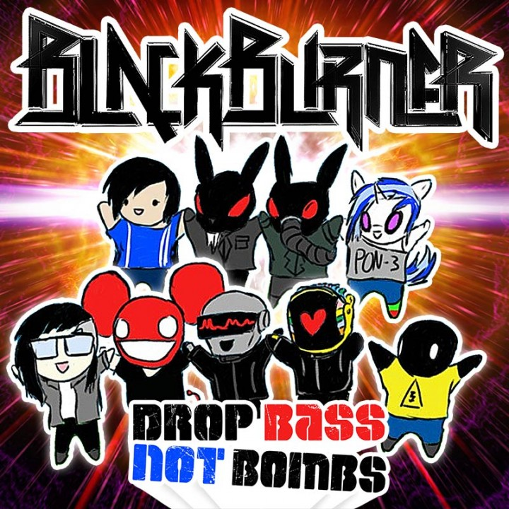 Blackburner – Drop Bass Not Bombs (CD) – Cleopatra Records ...