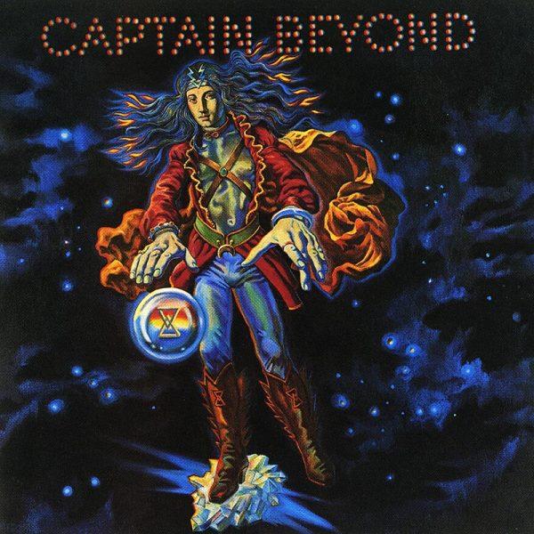 Captain Beyond - Captain Beyond (LP)