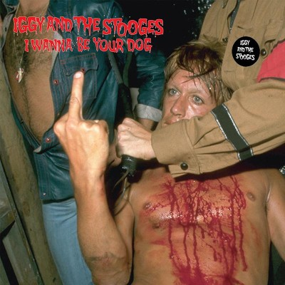 Iggy & The Stooges - I Wanna Be Your Dog (LP)