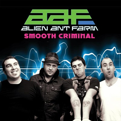 Alien Ant Farm - Smooth Criminal (7'' LP)