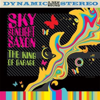 Sky Saxon - The King Of Garage Rock