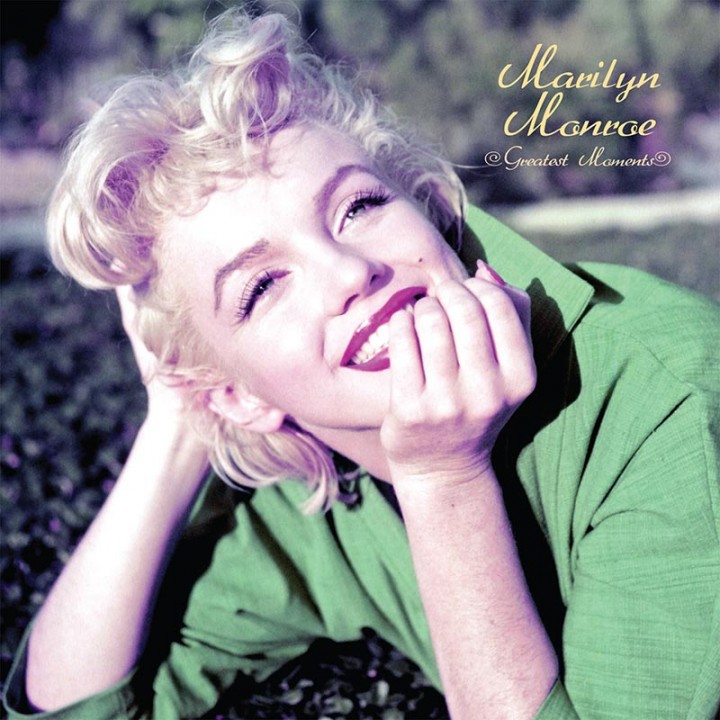 Marilyn Monroe - Greatest Moments (LP)