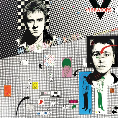 The Vibrators - V2 (LP)