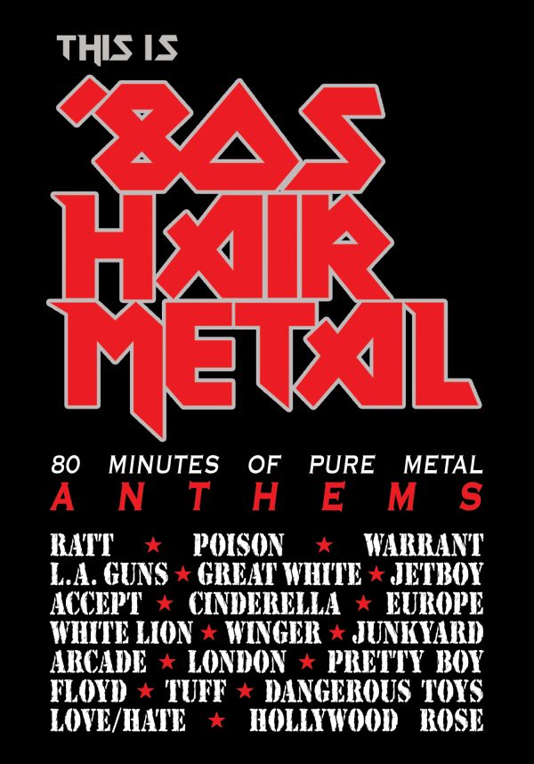 This Is '80s Hair Metal (DVD)