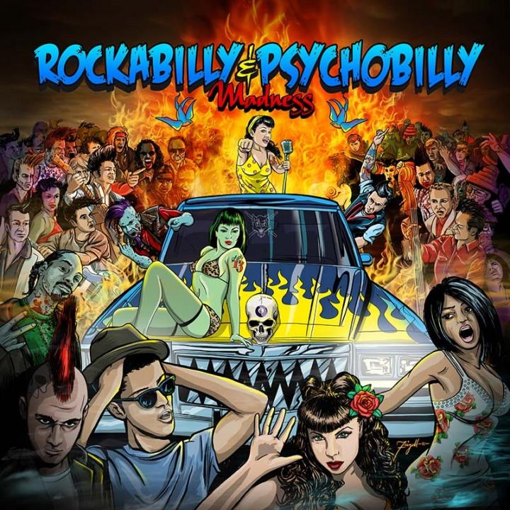 Rockabilly & Psychobilly Madness