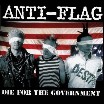 Anti-Flag - Die For The Government (LP)