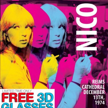 Nico - Reims Cathedral - December 13, 1974 (3D-LP)