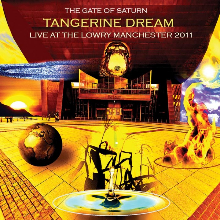 Tangerine Dream - The Gate Of Saturn - Live At The Lowry Manchester 2011 (3 CD)