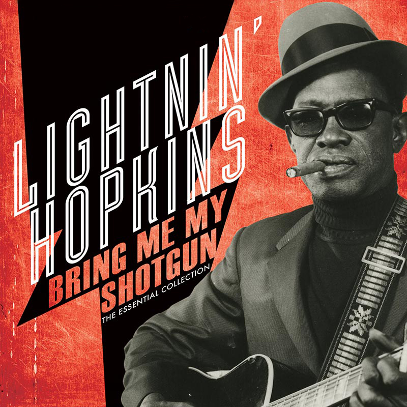 Lightnin Hopkins Blues Folk Volume 3