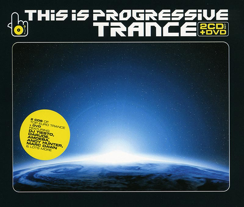 This Is Progressive Trance (2 CD+DVD)