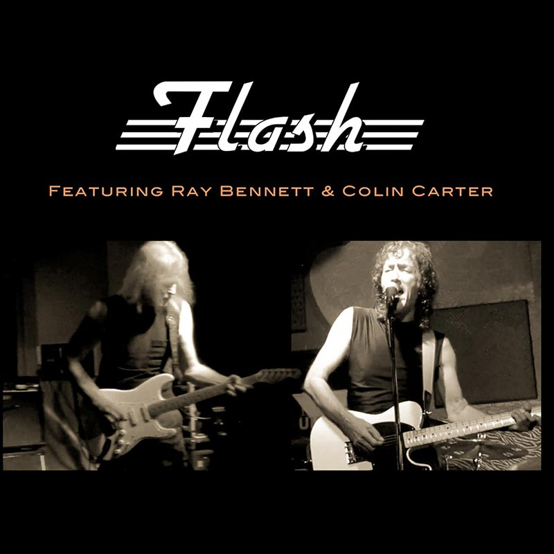 Flash - Featuring Ray Bennett & Colin Carter