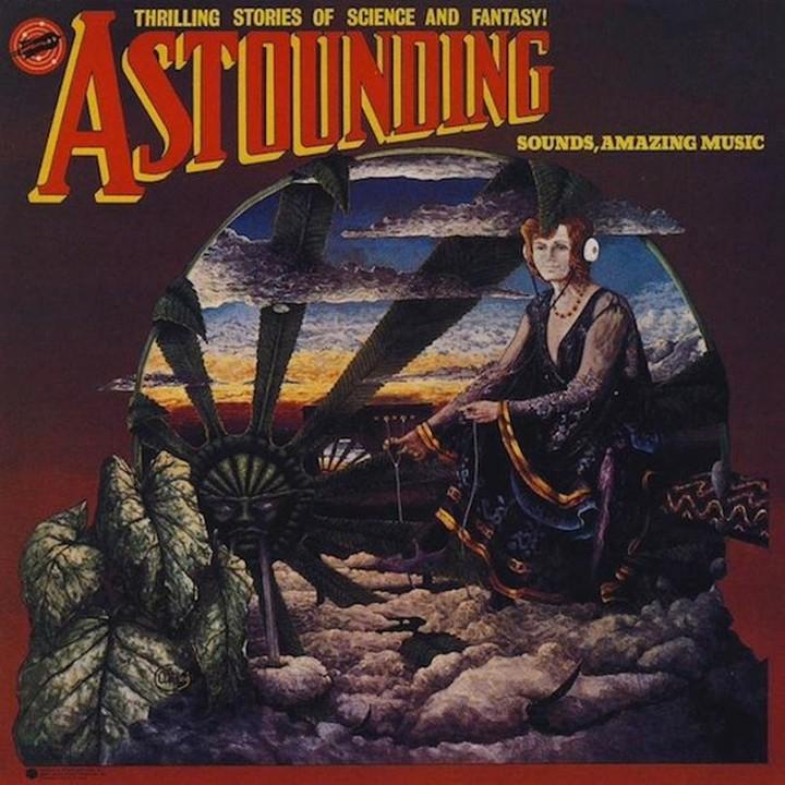 Hawkwind - Astounding Sounds, Amazing Music