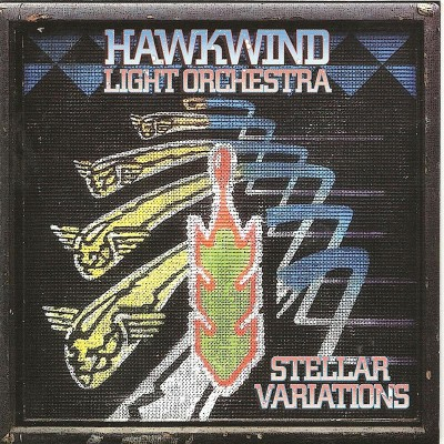 Hawkwind Light Orchestra - Stellar Variations