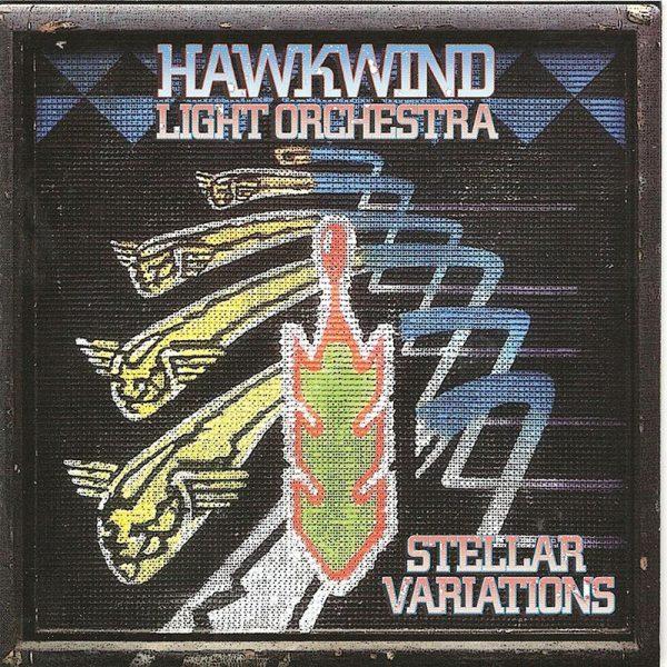 Hawkwind Light Orchestra - Stellar Variations