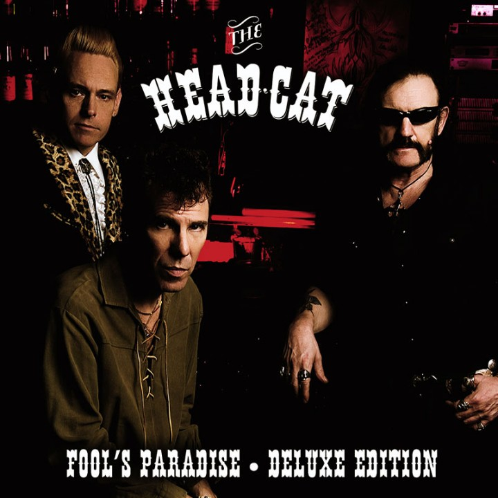 The Head Cat - Fool's Paradise - Deluxe Edition (CD+DVD)
