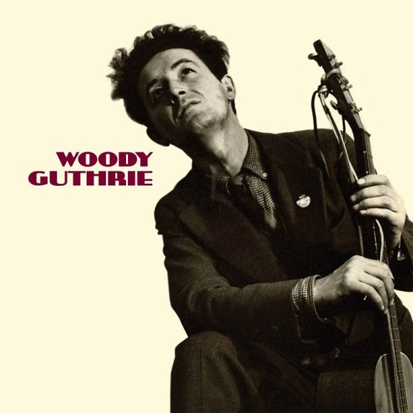 Woody Guthrie - This Machine Kills Fascists LP